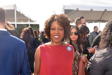 Alfre Woodard 2020 Film Independent Spirit Awards  - Cocktail Reception