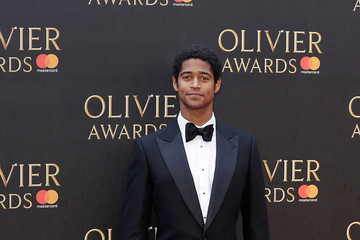 Alfred Enoch The Olivier Awards With Mastercard - Red Carpet Arrivals
