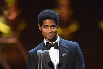 Alfred Enoch The Olivier Awards With Mastercard - Show
