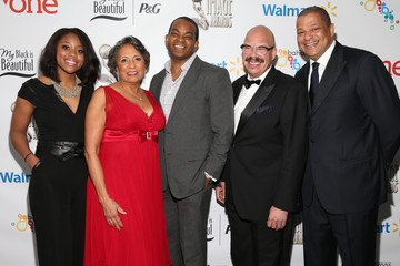 Alfred Liggins TV One At The 45th NAACP Image Awards