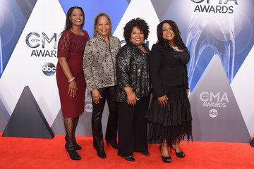 Alfreda McCrary 49th Annual CMA Awards - Arrivals