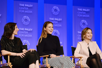 Ali Adler The Paley Center For Media's 33rd Annual PaleyFest Los Angeles - 'Supergirl' - Inside
