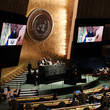 Ali Bongo Ondimba Annual United Nations General Assembly Brings World Leaders Together In Person, And Virtually