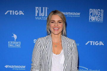 Ali Fedotowsky Clayton Kershaw's 7th Annual Ping Pong 4 Purpose Fundraiser