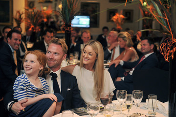 Ali Keating Guests at the Gary Player Gala Dinner