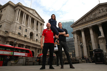 Ali Williams QBE Insurance Launches British & Irish Lions Sponsorship