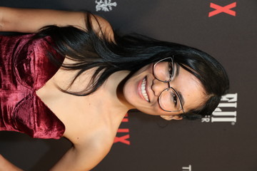Ali Wong The Weinstein Company and Netflix Golden Globes Party Presented With FIJI Water