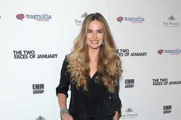 Alice Callahan 'The Two Faces of January' Premiere