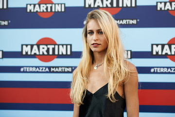 Alice Dellal Martini Activity Attends the Italian Grand Prix