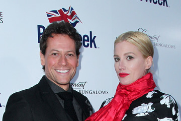 Alice Evans 9th Annual BritWeek Red Carpet Launch - Red Carpet