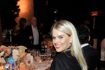 Alice Eve 2018 InStyle Awards With Fiji