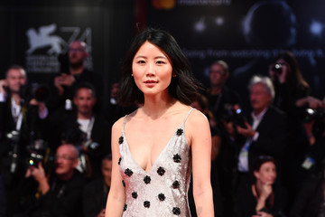 Alice Gao 'Three Billboards Outside Ebbing, Missouri' Premiere - 74th Venice Film Festival