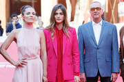 "Ana Ivanova , Elisa Sednaoui and Barry Morrow  attend ""Alice Nella Citta"" Jury photocall during the 13th Rome Film Fest at Auditorium Parco Della Musica on October 19, 2018 in Rome, Italy."