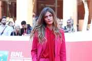 "Elisa Sednaoui attends ""Alice Nella Citta"" Jury photocall during the 13th Rome Film Fest at Auditorium Parco Della Musica on October 19, 2018 in Rome, Italy."