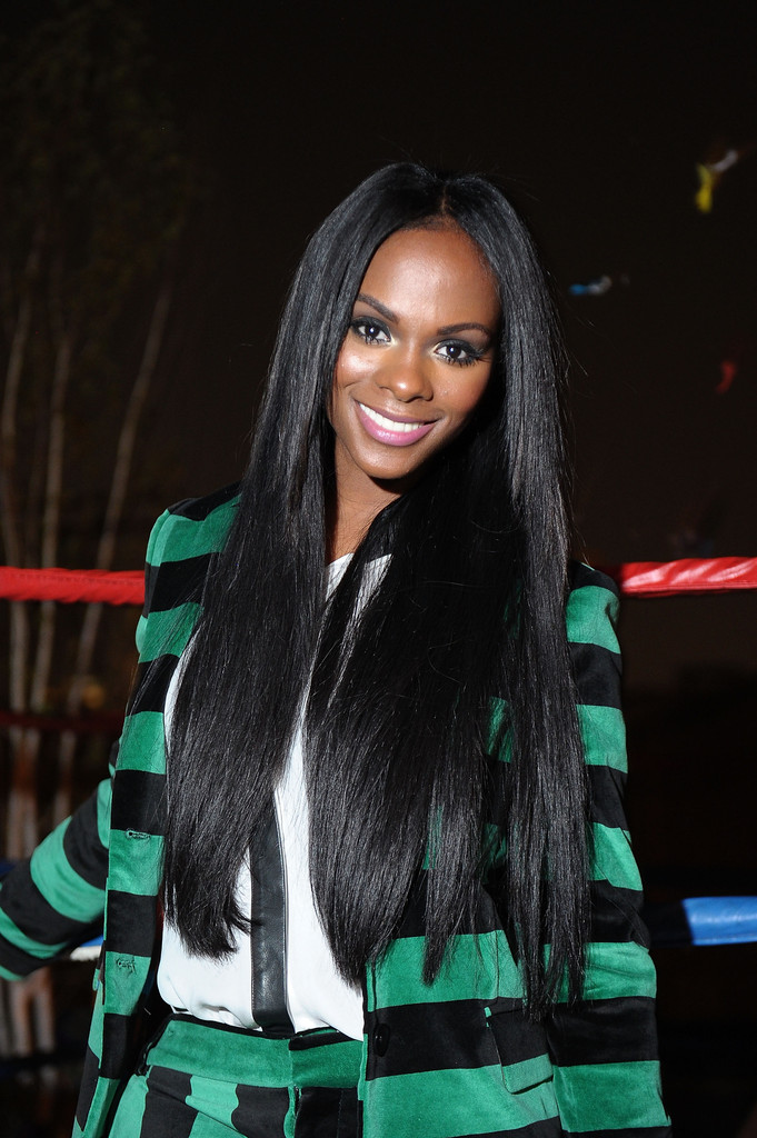 Tika Sumpter in Alice And Olivia By Stacey Bendet Fashion ...