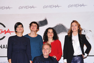 Alice Rohrwacher Tanya Seghatchian Best Debut And Second Film Award Jury Photocall - The 7th Rome Film Festival