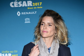 Alice Taglioni 'Les Nuits en Or 2017' Dinner Gala - Photocall At Unesco