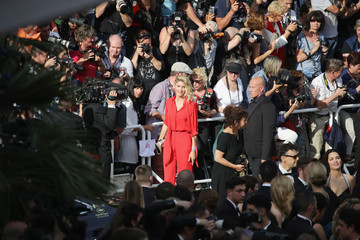 Alice Taglioni 'Everybody Knows (Todos Lo Saben)' & Opening Gala Red Carpet Arrivals - The 71st Annual Cannes Film Festival