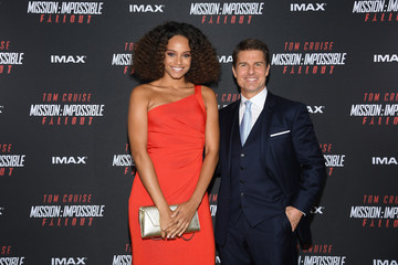 Alicia Aylies 'Mission: Impossible - Fallout' Global Premiere In Paris