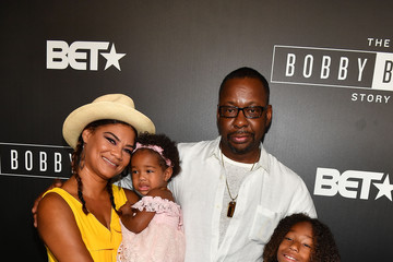 Alicia Etheredge-Brown BET Presents The 'Bobby-Q' Atlanta Premiere Of 'The Bobby Brown Story'