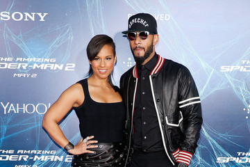 Alicia Keys 'The Amazing Spider-Man 2' Premiere