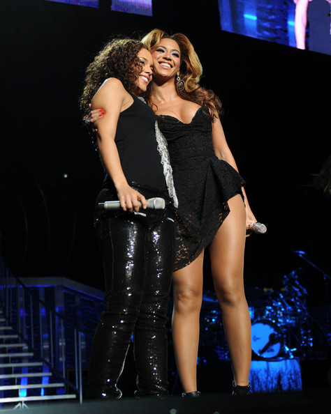 alicia keys and beyonce knowles photos photos alicia