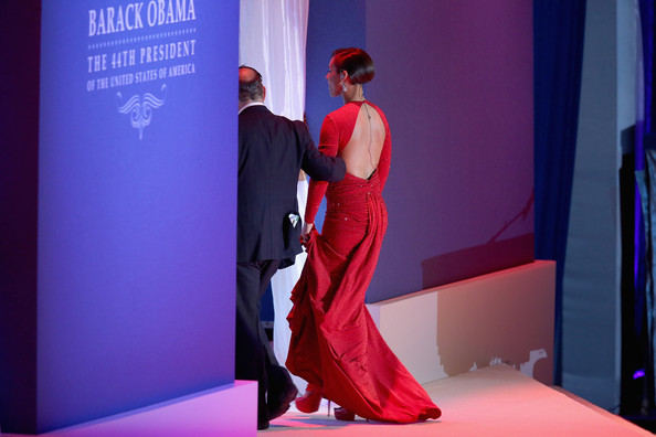 Alicia Keys - President Obama And First Lady Attend Inaugural Balls