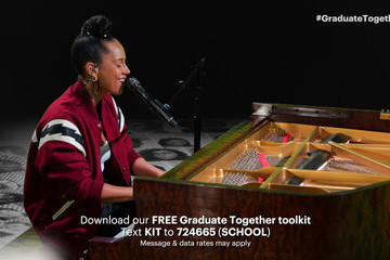 Alicia Keys Graduate Together: America Honors the High School Class of 2020