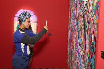 Alicia Keys The Dean Collection X Bacardi Bring Innovative Art And Music Experience To Berlin - Day 2