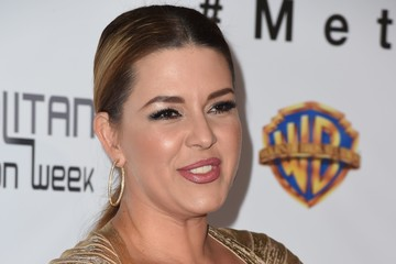Alicia Machado Metropolitan Fashion Week Closing Gala & Awards Show