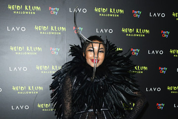 Alicia Quarles Heidi Klum's 19th Annual Halloween Party Presented By Party City And SVEDKA Vodka At LAVO New York - Arrivals