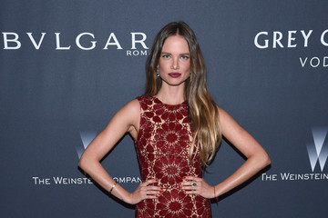 Alicia Rountree The Weinstein Company's Pre-Oscar Dinner in partnership with Bvlgari and Grey Goose