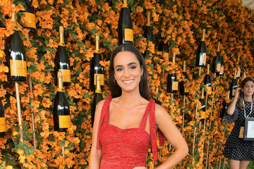 Alicia Sanz Ninth-Annual Veuve Clicquot Polo Classic Los Angeles