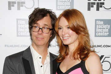Alicia Witt Ben Folds 'About Time' Premieres in NYC