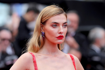 Alina Baikova 'Oh Mercy! (Roubaix, Une Lumiere)'Red Carpet - The 72nd Annual Cannes Film Festival
