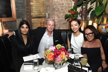 Alina Cho The Business Of Fashion Celebrates Special Print Edition On 'The Age Of Influence' In New York