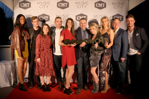 CMT's 'Music City' Premiere Party - Arrivals