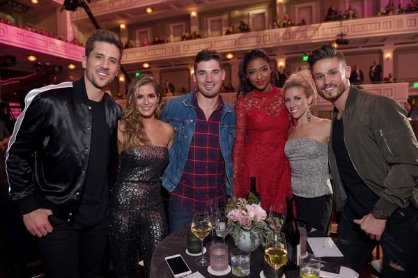 2018 CMT Artists Of The Year - Inside [cmt artists of the year - inside,photos,social group,event,fashion,party,restaurant,drink,performance,wine,jordan rodgers,jessica mack,jackson boyd,kerry degman,alisa fuller,tv,l-r,music city]