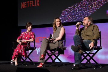 """Alison Brie Betty Gilpin #NETFLIXFYSEE For Your Consideration Event For """"GLOW"""" - Inside"""