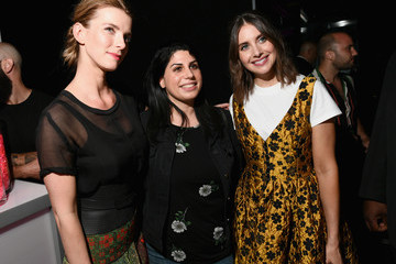 Alison Brie Betty Gilpin FYC 'GLOW' Skate Party