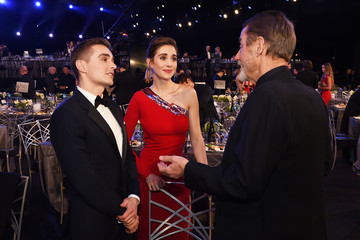Alison Brie Dave Franco 24th Annual Screen Actors Guild Awards - Cocktail Hour