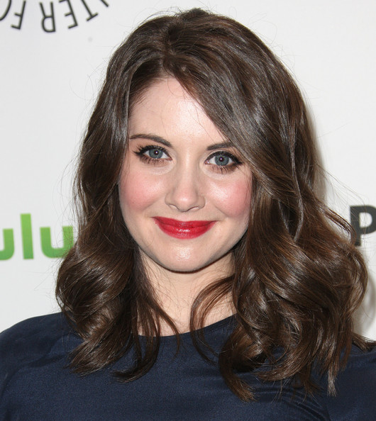 Alison+Brie+Paley+Center+Media+PaleyFest+2012+vY  hILly vl Casting News: Captain America 2 Female Lead