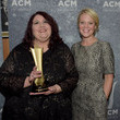 Alison Clement 8th Annual ACM Honors - Backstage And Audience