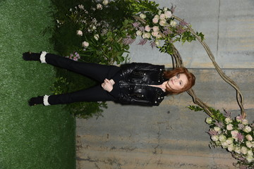 Alison Goldfrapp Gucci Bloom, Fragrance Launch Event at MoMA PS1 in New York