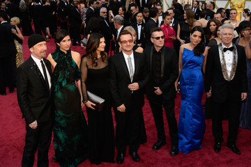 Alison Hewson Arrivals at the 86th Annual Academy Awards — Part 14