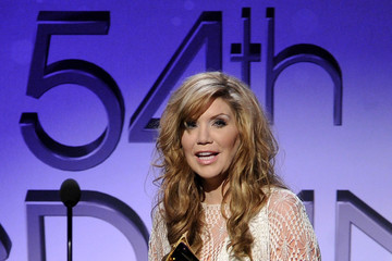 Alison Krauss The 54th Annual GRAMMY Awards - Pre-Telecast