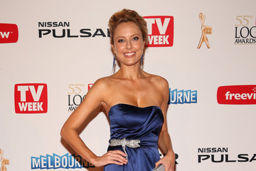 Alison Langdon 2013 Logie Awards - Arrivals