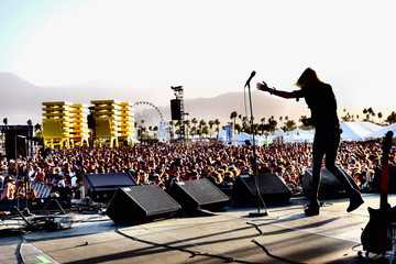 Alison Mosshart An Alternative View of The 2016 Coachella Valley Music and Arts Festival - Weekend 1