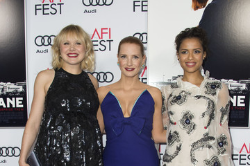 Alison Pill AFI FEST 2016 Presented By Audi - Premiere Of EuropaCorp USA's 'Miss Sloane' - Red Carpet