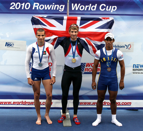 FISA Rowing World Cup - Day Two